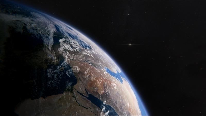 BBC | Wonders of the Solar System ' The Thin Blue Line | Чудеса Солнечной системы ' Тонкая голубая линия