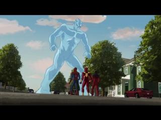 Совершенный Человек-Паук. 4 сезон 9 серия