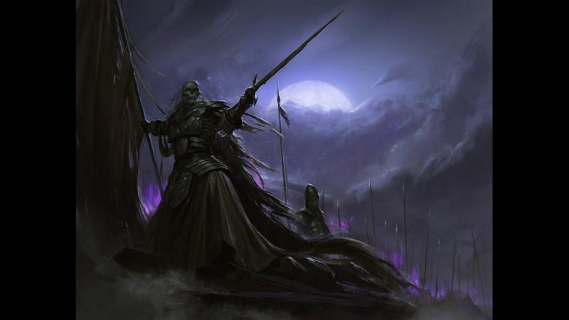 Поднятие нежите в Mount and Blade История героя Мод The Horde Lands 1.22