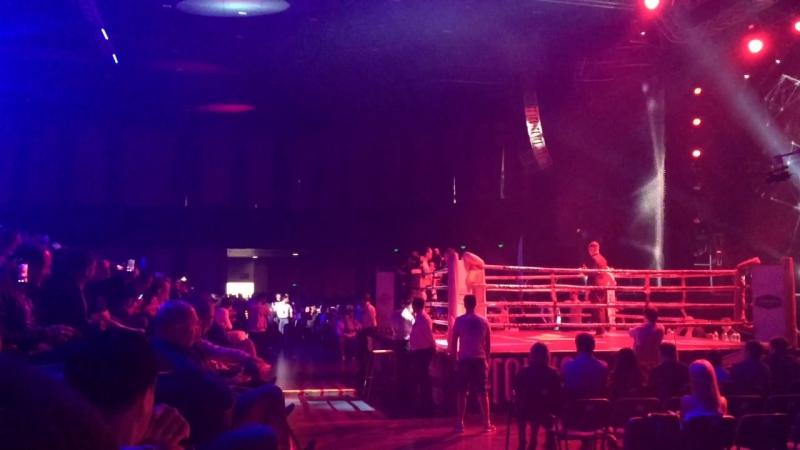 Международный боксерский турнир