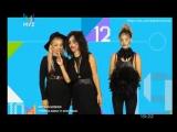 """SEREBRO """"Муз-ТВ чарт"""" запись передачи от 01.11.16"""