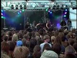 Agathodaimon - Banner Of Blasphemy (live at Wacken 1998)
