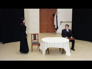 1курс Актерское мастерство Экзамен 29.05.17 ( Лилия и Александр )