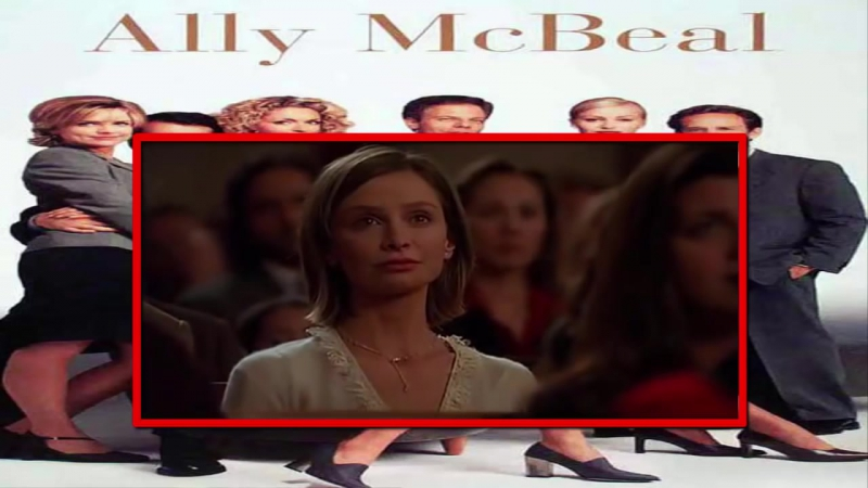 Josh Groban - To Where You Are on Ally Mcbeal (Live)
