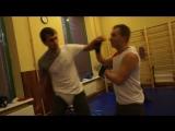 Вин чун против колхозных ударов в уличной драке  тренировка вин чун _ Wing Chun
