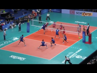 This Is Epic Volleyball !!!