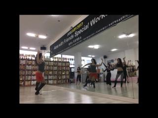 Anna Lonkina ⊰⊱ Workshops in Korea (Cheonan - 천안)