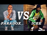 Icee vs Paradox SEMI FINAL Hiphop Forever