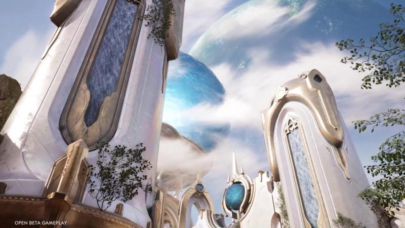 В игре Paragon вышло большое обновление Монолит!