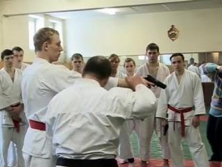 Тадеуш Касьянов о себе и школе СЭН`Э. Хороший человек и большой Мастер.