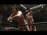 Mad Paulie, Shuji Ishikawa, Tetsuya Endo vs. Antonio Honda, Konosuke Takeshita, Kazusada Higuchi (DDT - New Year Lottery Special