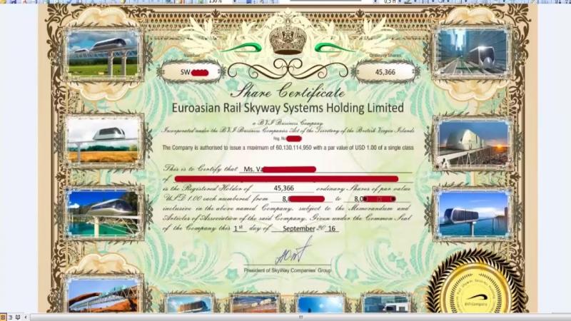 Заповіт сертифіката SkyWay в нотаріальній палаті Документи та оформлення