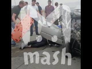 Спасатель во время своего отпуска спас пострадавшего в аварии