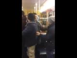 Asylanten belästigen junge Frau und attackieren alte Herren in Münchener U Bahn