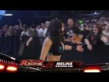Layla vs Melina Unified Divas Championship Match