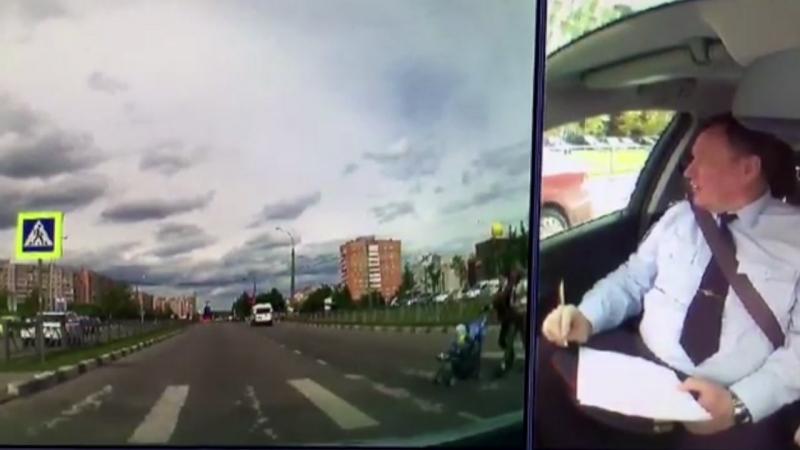 Начальник ГИБДД г. Обнинска матом ругается на женщин с детьми