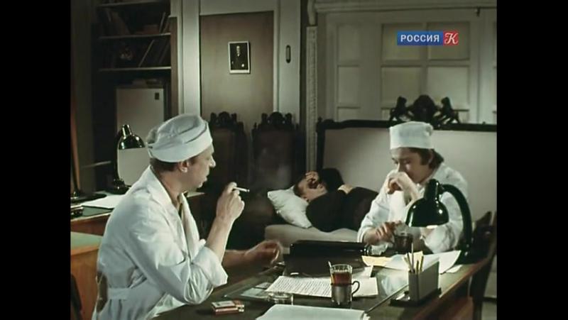 Дни хирурга Мишкина. 3 серия