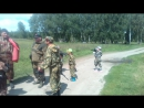 22.07.2017 Фестиваль отдыха Крапива 3 - Сбор на лазертаг.