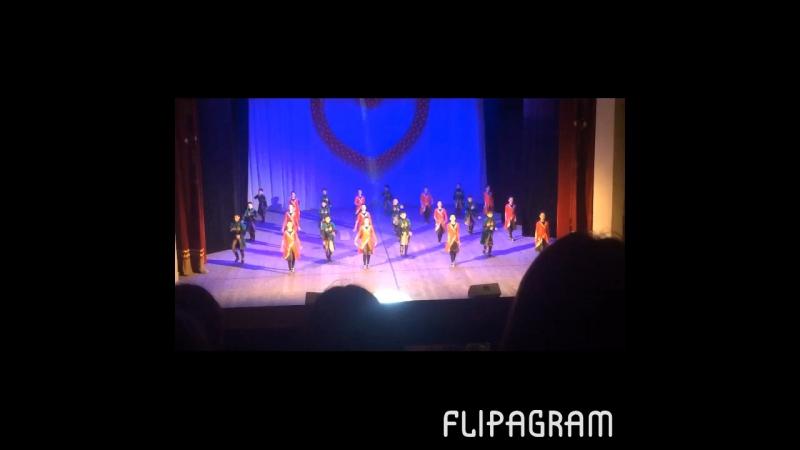 Ансамбль Ридада-молодёжный танец