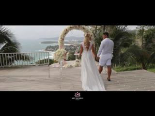Кирилл & Евгения. Свадьба на Пхукете