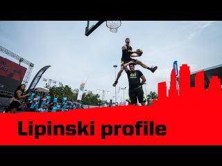 Rafal 'Lipek' Lipinski - Star Profile - 2014 FIBA 3x3 World Tour