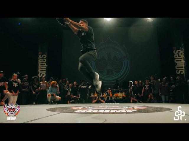 Jamsy vs Jr Game Male 1 8Final EBS KRUMP WORLD CHAMPIONSHIP 2016