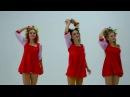 Шоу-балет Бурлеск - Русская Забава