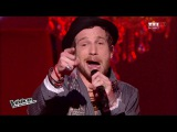 Screamin Jay Hawkins I Put a Spell On You Igit The Voice France 2014 Demi-Finale