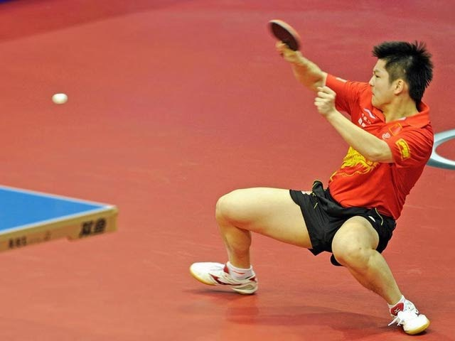 Fan Zhendong -The Rising Dragon (Unstoppable Force)