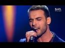 Джавид Мамедов Cancion del Mariachi - выбор вслепую - Голос страны 7 сезон