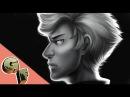 Speedpaint Gravity Falls - Demonic Guardian OC