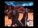 Танец баскетболистов (мега ржач)
