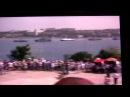 Крым. Сигара НЛО на параде ВМФ России