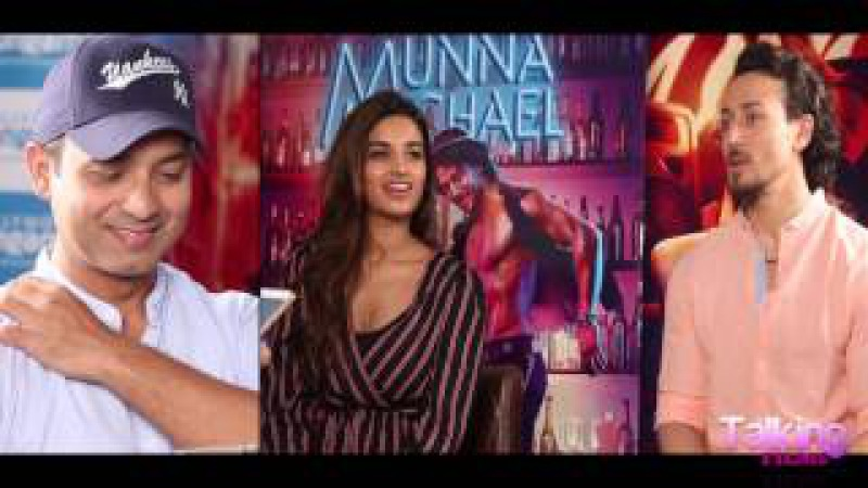 Tiger Shroff Nidhhi Agerwal Play The SUPERB How Well Do They Know Each Other Quiz | Munna Michael