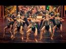 «Танцуют все!». Этнический танец. Формейшн «Вера»