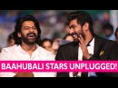 Prabhas and Rana Daggubati | BollywoodLife