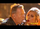 Grammy - Metallica Lady Gaga with Jamess mic ON