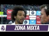 Защитник Реала Марсело рассказал о матче чемпионата Испании против Лас-Пальмаса (33).