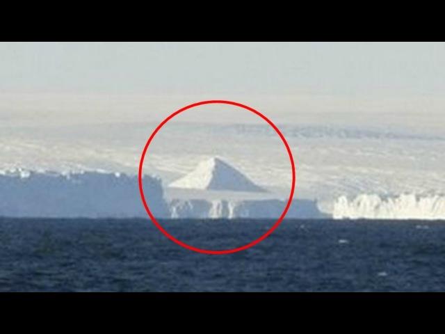 В Антарктике нашли ледяную вершину смерти! Волосы дыбом от происходящего в Анта ...