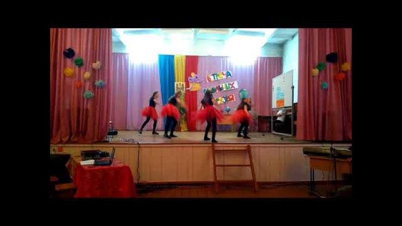 группа The Best - встреча выпускников Школа (дикие танцы)