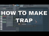 How to make a nice Trap loop, + 808, whistle, advanced saw +.flp