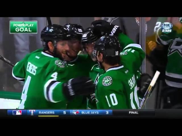 Питсбург Пингвинс 0 - 3 Даллас Старз | НХЛ 2015/2016 | 08.10.2015 | Обзор матча