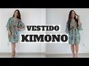 COSTURE COMIGO - VESTIDO KIMONO MUITO FÁCIL
