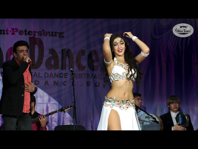 Diana Rakhimova - Gala Opening, 6th International Oriental Dance Festival «Ethno Dance-2017»