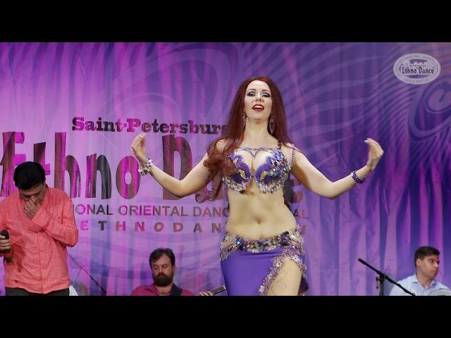 Elena Pirogova Al Azdikaa - Ohdono el Ayam - Ethno Dance-2017