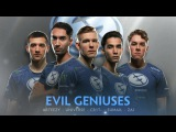 Evil Geniuses Player Intro - The International 2017 Dota 2