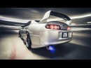 Toyota Supra MKIV Pure Sound Compilation [Anti-lags, Loud exhausts and Redlines]