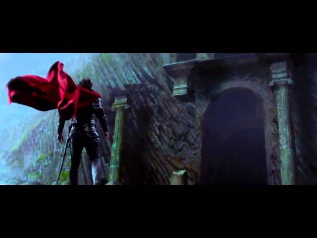 Дракула — Дублированный (Русский) Трейлер [RU]   Люк Эванс