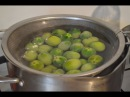 Зеленые помидоры на зиму без стерилизации: простой рецепт
