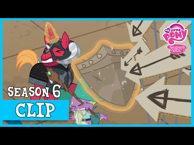"""MLP: FiM – Ogres Oubliettes Made Real ( Terrying) """"Dungeons and Discords"""" [HD]"""